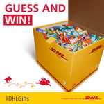 RT how many Easter eggs are in the box and WIN 1 of 3 DHL #Easter Hampers with #DHLGifts. Ends 19 April. http://t.co/N9LjJfu6Xj