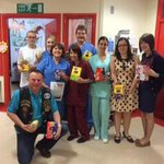 Black Mountains Chapter, Wales delivers eggs to children in Princess of Wales Hospital Bridgend http://t.co/O8PKz3iTvp
