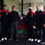 RT @TraffordGolf: Great to have the lads from @ManUtd on the range yesterday. #golf #Manchester http://t.co/6snUmKtOly