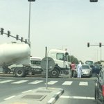 Accident near state mosque @dohanews http://t.co/6k3DNXZgfB