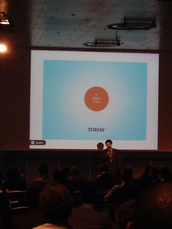 #FDOT14 Fractal UP from Peru focusing on Educational Big Data @hellotmrc #startups http://t.co/zP14OQurd7