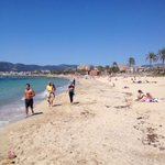 Palma de #Mallorca - 18 april. #Majorca http://t.co/CYbzWCdtQ1