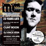 RT @MCTunesUK: Tomorrow evening! @FAC251 @therealboon #23YearsLate #Manchester #Madchester #RSD #RSD14 #hiphop #music http://t.co/ripRdQyr0E