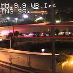 #SR408: EB off-ramp to #I4 EB, earlier crash has @OrlandoPolice on the left shoulder. Use caution! #Orlando #Traffic http://t.co/8DwXEuPOHR