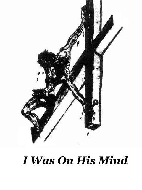 On this Good Friday may we never forget the true meaning of Easter: 'For when He was on the cross, I was on His mind' http://t.co/uXNbqwpp4g