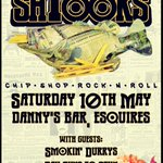 RT @theshtooks: The Shtooks play Esquires, Dannys bar, in bedford 10th May. Come down and get shtooked! @BedfordEsquires http://t.co/yCRnjrya36