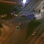 WB Conroy at the I-4 WB exit ramp, acc being cleared. #Orlando #Traffic http://t.co/GaLy2JiC87