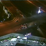#Millenia: Crash on Conroy Rd WB @ I-4 is CLEARED. WB Conroy lanes were blocked.#Orlando #Traffic http://t.co/FCgm7m0kDK