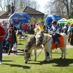 RT @Kn_Rotary: Fantastic weather today for the #Knaresborough @EasterFayre More of the same tomorrow! http://t.co/SehZfv9qi5