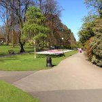#Valley Park #Harrogate on this lovely bright sunny afternoon #dayoff http://t.co/dIAK3cpBy0