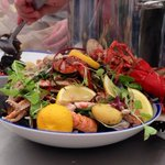 RT @jcdal: Wow!!! @KaigalwayMurphy @VincentCorrigan Good Friday feast!!! Clambake http://t.co/GRCqVFVfuP