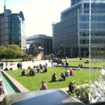 The Peace Gardens in #sheffieldissuper Good Friday http://t.co/PVITWwywI4