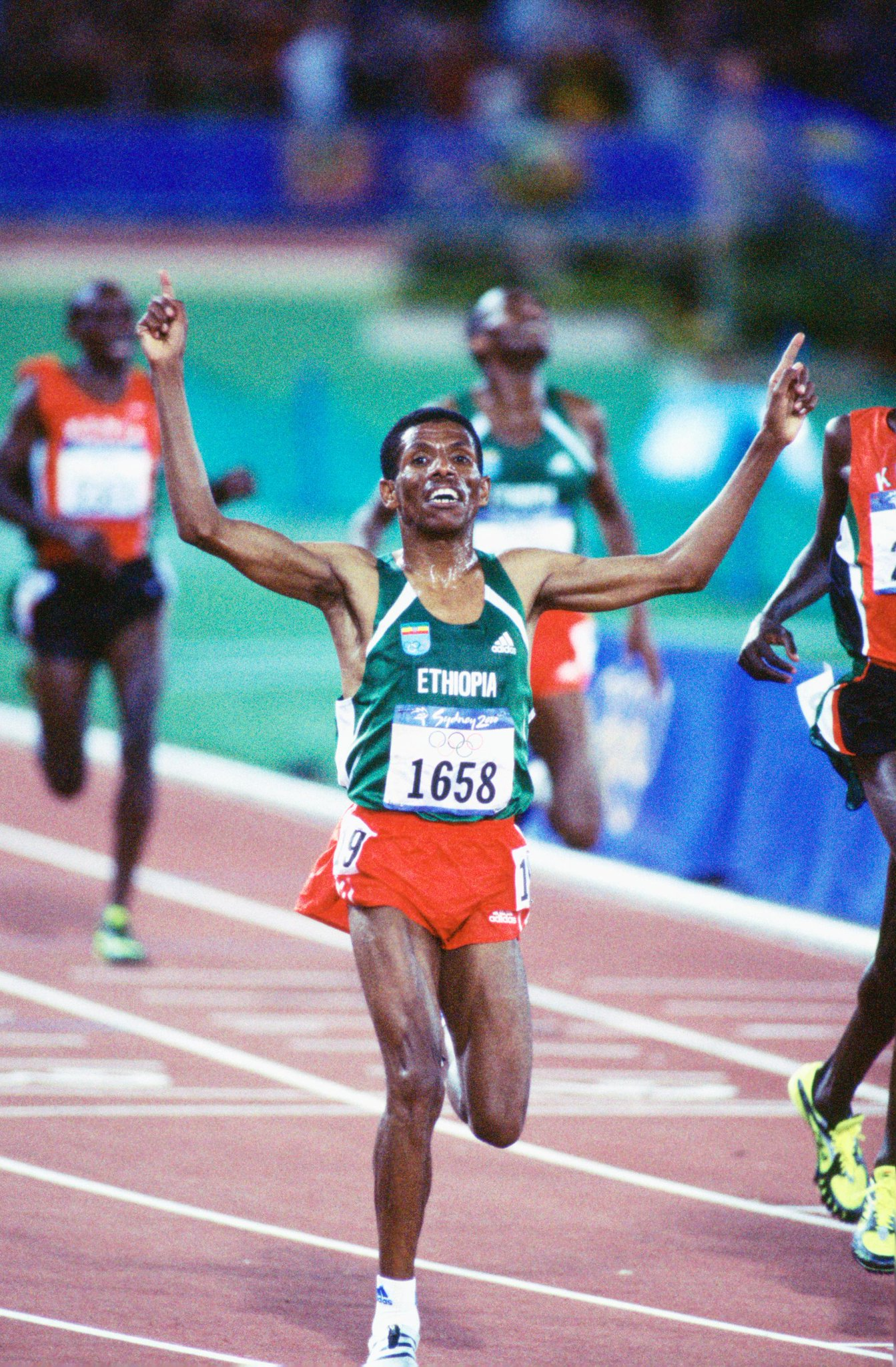 Age for me is just a number - Haile Gebreselassie. Happy birthday to the two time Olympic Champion! http://t.co/Uk6MlVQnnc