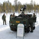 BGM-71 TOW on a tracked ATV, Jaeger Brigade of Finnish Defence Forces. http://t.co/zpqhkXJwOC via @MaavoimatSakari