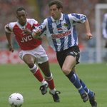 RT @Daily_Owls_Pic: 21 years ago today @johnharkes6 becomes the first American to score at Wembley #SWFC http://t.co/Cfh9cTen5I