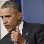Obama tells Dems: Get tough, defend Obamacare http://t.co/5ACMemvY1H http://t.co/gwUBrjQBxH