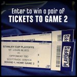 Hurry, theres only 3 hours left to enter to win 2 tickets to Game 2. No purchase necessary. http://t.co/SNjebQKXzk http://t.co/VovY0TxgZv