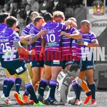 RT @WiganWarriorsRL: #WarriorsWin #GoodFriday #slStHWig F/Time: 33 - 14 http://t.co/QFkkv7MqLi
