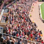 2,300 Rotherham fans at Wolves today. #rufc http://t.co/B1GJQVRZCw