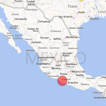 RT @weatherchannel: The latest on the 7.5 Mexico #earthquake (large red dot on map = epicenter): http://t.co/Sv8KiMmkiO http://t.co/VLqqmAAlDt