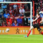 RT @swfc: ACTION SHOT: Nuhiu blasts Wednesday in front against Bournemouth #swfcLIVE http://t.co/4O9wNH6WPP