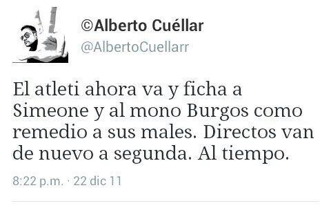Y esto @AlbertoCuellarr a q hora lo pusiste??? http://t.co/bXNCzuoUTm