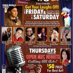 RT @SapphireComedy: LIVE TONIGHT in Las Vegas! @SapphireLVs #Comedy Hour takes FULL SWING at 8PM http://t.co/cd90StGfG9 #LVLocal #Vegas http://t.co/l7YgUnzrvN