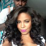 Sanaa Lathan is just gorgeous😭😍 http://t.co/IUnr8XKfIc