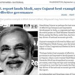 U.S. report lauds Modi, says Gujarat best example of effective governance(2011). http://t.co/COcQfeKrTK … http://t.co/vJcjTyqqdB