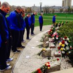 At the Virginia Tech school shooting memorial with @Duke_BASE. #VTech #WeRemember http://t.co/iK8aXipjpV
