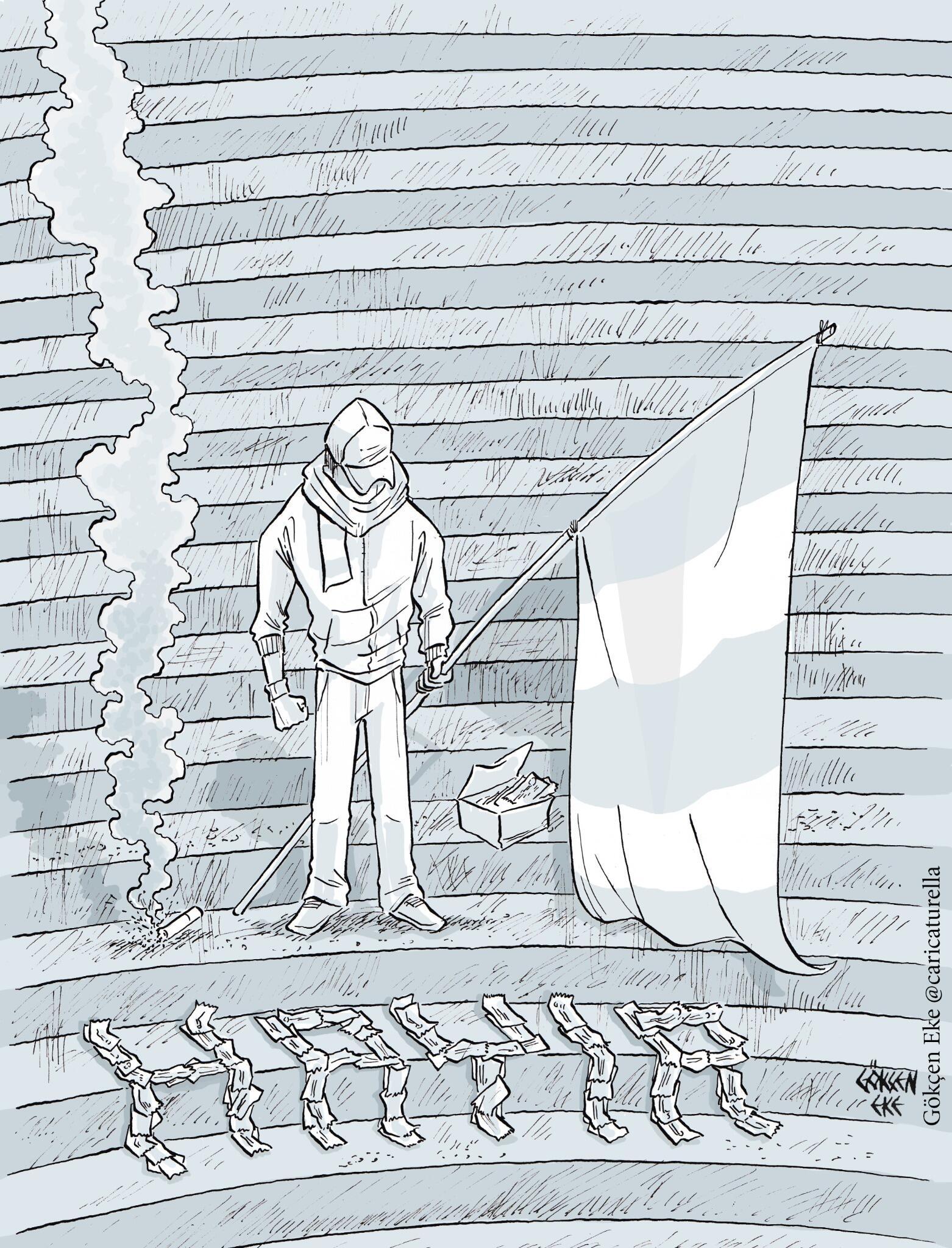 Kutulara sığmayan, bir ucu yırtık anılarımı, nasıl sığdırabilirim ruhsuz plastik bir karta...Hayır! #eBilet #PassoLig http://t.co/ajje5o48B6