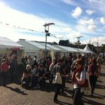 RT @MarconiRun: Awesome food and setting, with great weather as well... If in #galway this weekend check out the @Galwayfood festival http://t.co/6C26ELj3qU