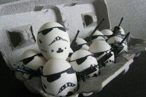 Worried about eggs being thrown at you this Easter? Don't be. None of these will hit their targets... http://t.co/skvi7F4rPO