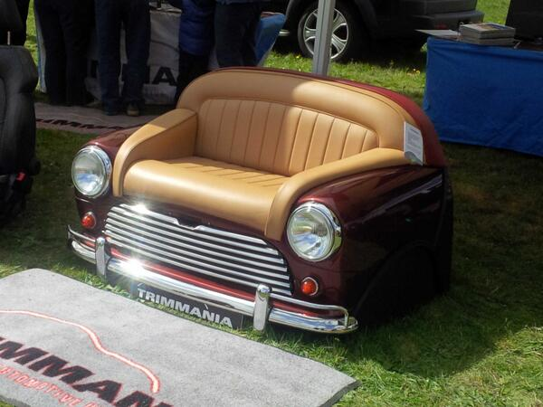 Nice for the patio.. #Mini seat #WheelsDay http://t.co/qte6c2g0h8