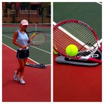 RT @LisaSongSutton: My favorite racquet has been restrung and the weather this morning was lovely :) #grateful #tgif #tennis #vegas http://t.co/JgvzAVYPOe