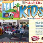 RT @latino963fm: Celebrate Kids Day, Saturday April 26th at La ALameda! #fun #games #music #Excitement #losangeles #latino963fm http://t.co/Pqbjtpo8yn