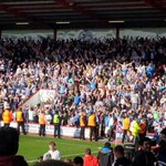 RT @FBAwayDays: Sheffield Wednesday fans celebrating at Bournemouth today. #swfc http://t.co/UmQsPcJUUM