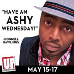 RT @UpComedyClub: Oh wait, are we late on this one? @DonnellRawlings #ashywednesday #lent #easter http://t.co/48gQknym1w http://t.co/dXBUXlc3Ay