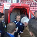 RT @swfc: AUDIO: Listen here to a delighted Stuart Gray following the Bournemouth thriller: http://t.co/mNTwjbiCqe #swfcLIVE http://t.co/xkJuIXWjxc