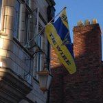 After that win and as always flying the flag with pride #warrington #wolves http://t.co/LpfzfynN1M