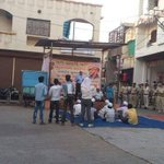 RT @KanchanGupta: AAP set to sweep MP -- look at the mammoth turnout at AAP rally. http://t.co/hMzOfMTmY1