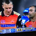 Dale Steyn so lucky to have someone in the team he can learn about bowling from. #IPL7 http://t.co/bIVFHLtaKA