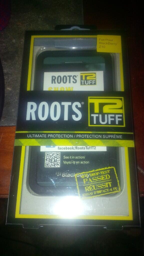 For your chance to win a Roots T2 Tuff Case for Z10, follow @BlackberryOS and RT. Winner selected at 4pm EDT today. http://t.co/NwQ6I9ybuM