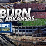 RT @AUAthletics: #Auburn football vs. Arkansas on 8/30 on @SECNetwork. Demand from your cable provider: http://t.co/7i4sYhQsD6 http://t.co/Qy5Y9MIaSt