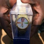 Dear @kartiPC, is that your Fathers photo in the watch?? Bribing voters... Damn shameful act.. http://t.co/l095KpLD0Z