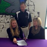 Wylies Brittany Smyser signs to play tennis at @HardingU http://t.co/pK7CVXxEob