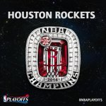 RT @NBA: The 2014 NBA Champion @HoustonRockets? http://t.co/CO7j1gAOYe