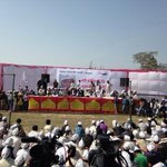 "HUGELY EPIC ""@anilkapurk: @IndiaBTL @Ankitaaa_ Massive rally of #AAP in Mathura almost 3/4th of Western UP was there http://t.co/DETbuQ5S2o"""