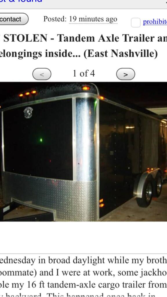 Our friend @adamjones2112 had this trailer stolen.Your weight in Yazoo for safe return: http://t.co/v0DvGGpgse http://t.co/cmT5MtEnnH