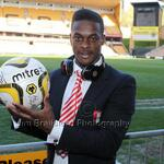 RT @jerome_chambers: The real hero of today #utm #rufc #officialrufc http://t.co/nBK8lclKkB